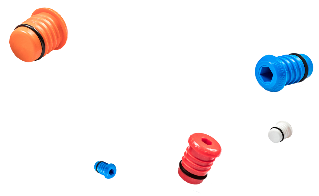 Korki do prób szczelności PEX PLUGS