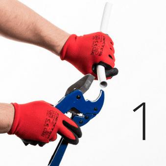 Korki do prób szczelności PEX PLUGS - instrukcja obsługi